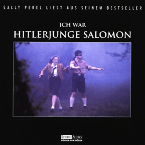 Ich war Hitlerjunge Salomon audiobook cover art