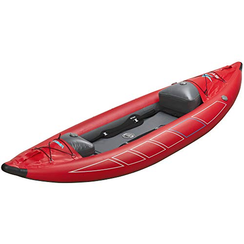 Star Viper XL Inflatable Kayak-Red