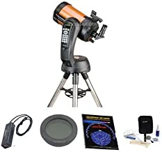 Celestron NexStar 6 SE Schmidt-Cassegrain Telescope, Special Edition - with Accessory Kit (Night Vision Flash Light, Sky Maps, Moon Filter, Optical Cleaning Kit)