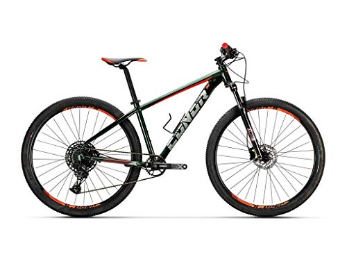 Conor 9500 29' MD Bicicleta, Adultos Unisex, Verde (Verde), XL