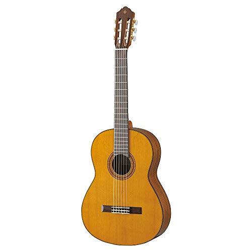 Yamaha C80 - Chitarra classica 4/4, colore: naturale