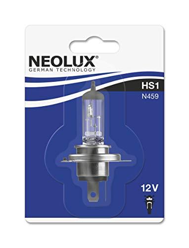 Motodak Lampe/Ampoule 12v 35/35w (px43t) hs1 neolux projecteur (Blister)