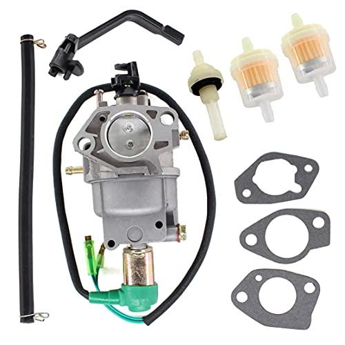 USPEEDA Carburetor Carb Kit for Troy-Bilt XP 7000 10500 Watt 30477 030477 Gas Generator