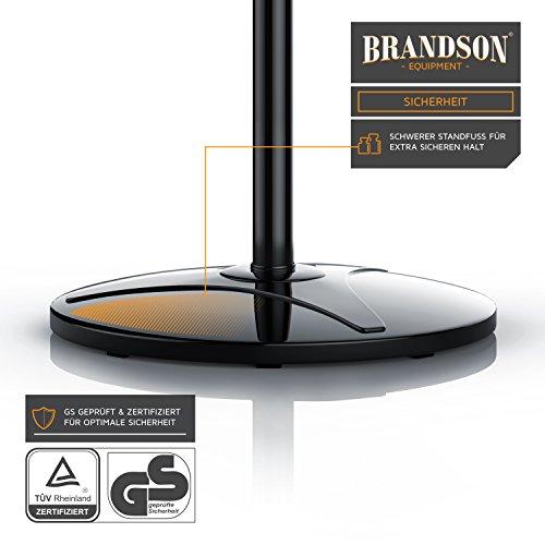 Brandson Standventilator inkl. Fernbedienung
