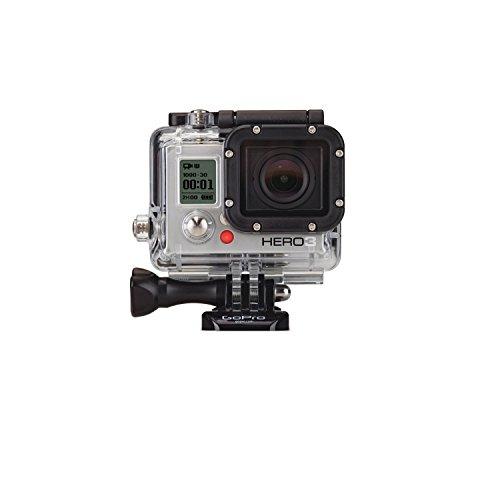 GoPro HERO3: White Edition - (197'/ 60m Waterproof Housing) (Renewed)