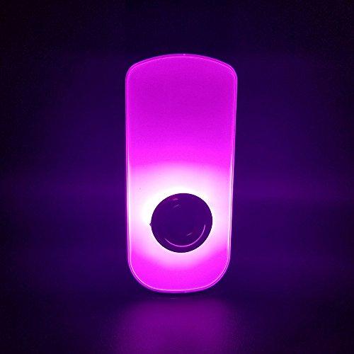 Design LED luce notturna con rilevatore di movimento, Torcia Luce di emergenza