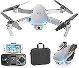 rzoizwko Drone, WiFi FPV Drone con cámara 4K, Control de Voz,...
