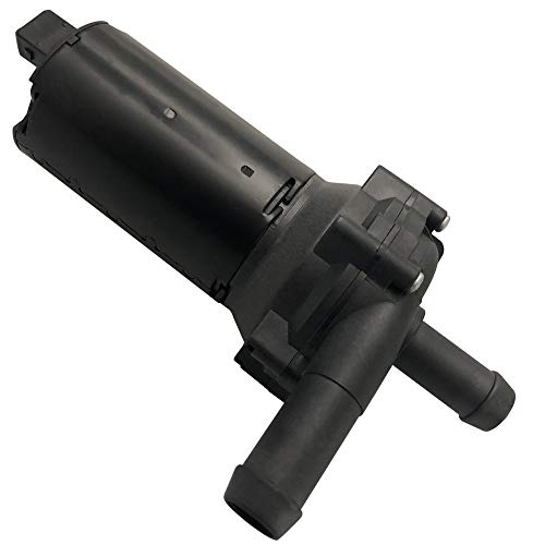 BOXI Electric Auxiliary Water Pump compatible with 04-06 CHEVY Silverado 1500/00-03 Ford F-150/03-04 Ford Mustang/00-02 Ford Ranger/05-06 GMC Sierra 1500/06-16 Land F8YZ8501AA 0392022002