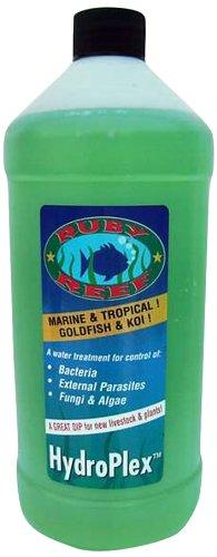 Ruby Reef ARR11144 Hydroplex Aquarium Water Treatment, 32-Ounce