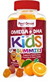 Best Omegas For Kids - Feel Great Vitamin Co. Complete DHA Gummies Review