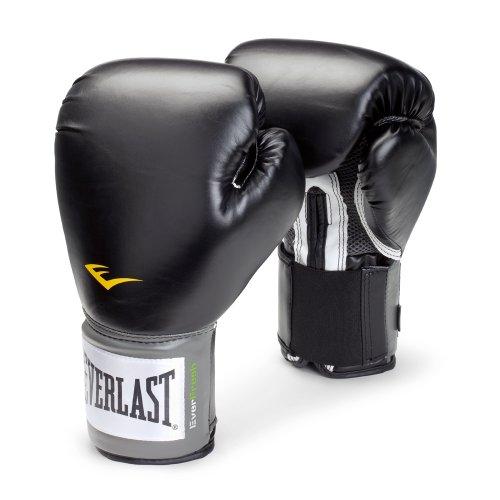 Everlast Pro Style Full Mesh Palm Training Boxing Gloves Size 14 Ounces,...