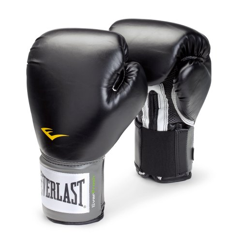 Everlast Pro Style Training Gloves (Black