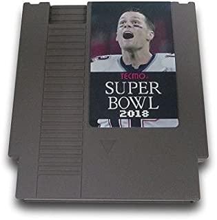 NES Tecmo Super Bowl 2018 Edition for Original Nintendo Entertainment System