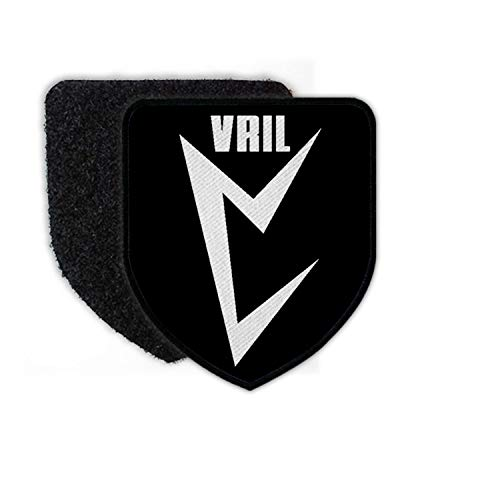 Copytec Patch VRIL Gesellschaft Wappen Blitz Geheim B& UFO Haunebu Okkult #23848