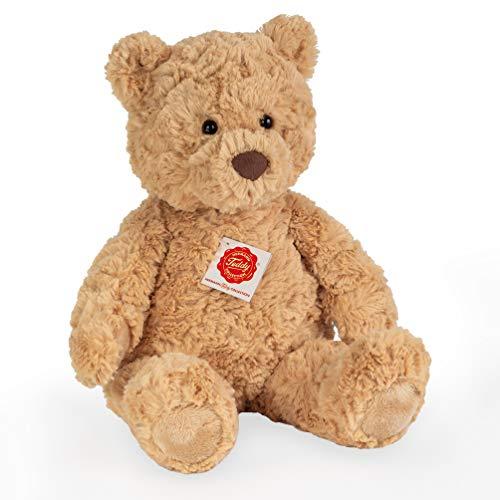 Teddy Hermann 91375 Teddy-Bär beige 38 cm, Kuscheltier, Plüschtier