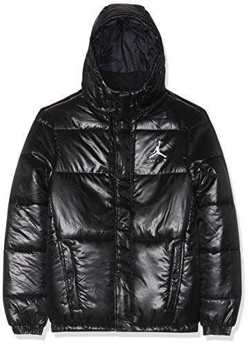 Nike Herren Jordan Jumpman Jacket, Schwarz/Weiß, M