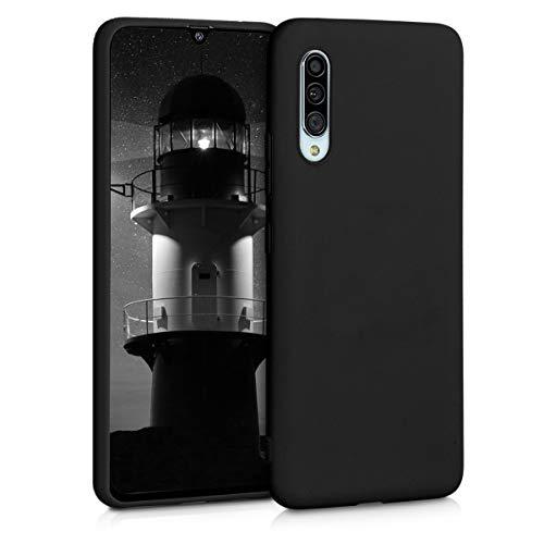 kwmobile Hülle kompatibel mit Samsung Galaxy A90 (5G) - Handyhülle - Handy Hülle in Schwarz matt