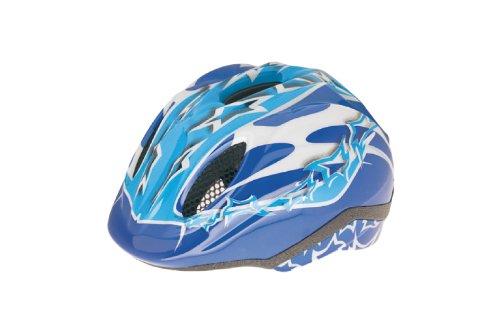 Levior Kinder Fahrradhelm Primo, Hellblau-Blau, M, 45010300