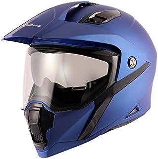 Vega Mount Dull Blue Helmet-L