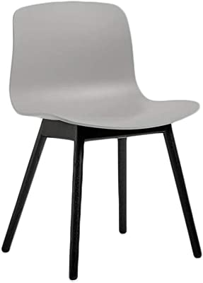 Amazon.com - ZXL Casual PP Plastic Cushion Dining Chair Guest Room ...
