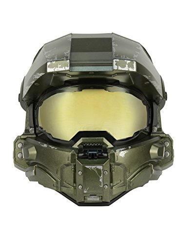 Ultimate Halo Motorcycle Helmet