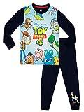 Disney Pijamas de Manga Lunga para niños Toy Story Azul 2-3 Años