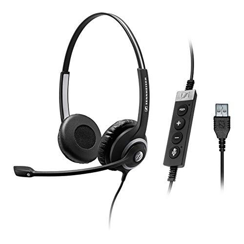 Sennheiser Circle SC 260 MS II - Headset - On-Ear