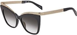 Moschino Cat Eye Sunglasses for Women - Grey Lens