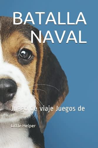 BATALLA NAVAL: Juego de viaje Juegos de Little Helper
