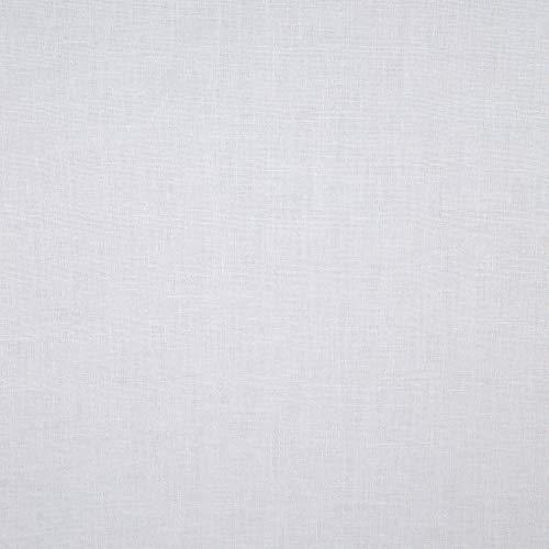 Robert Kaufman Kona Cotton Quilt Fabric By The Yard, White