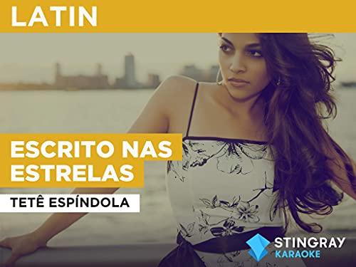 Escrito nas estrelas in the Style of Tetê Espíndola