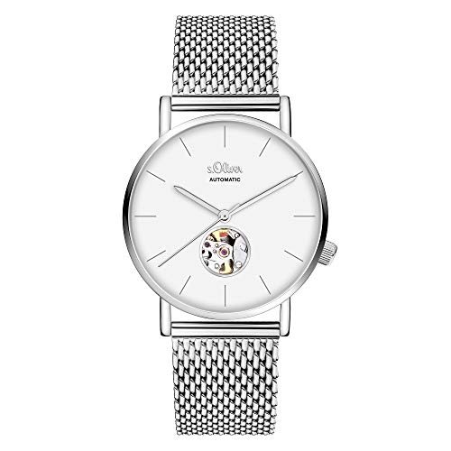 s.Oliver Automatische Uhr SO-3945-MA
