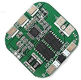 Unique India 4S 20A 18650 Lithium Battery Protection Board BMS PACK OF 1