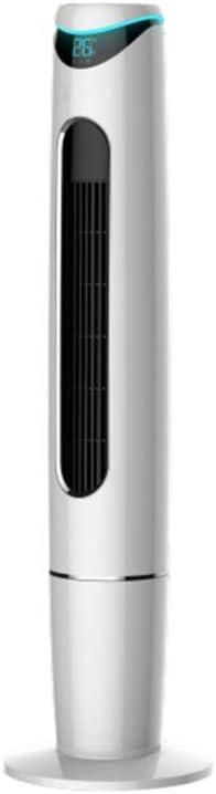 Climatizador evaporativo con pantalla digital, movimiento oscilante, bajo consumo 65 W, temporizador 8 h, ionizador y mando a distancia RAFY 85 Purline