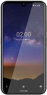 Nokia 2.2 Smartphone, 32GB, 3GB RAM - Black