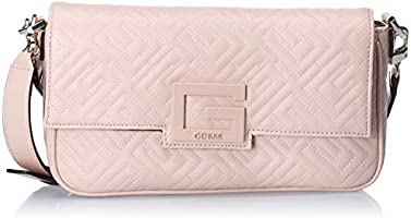Guess Women's Handbag & Shoulder Bag QG758019-Pink