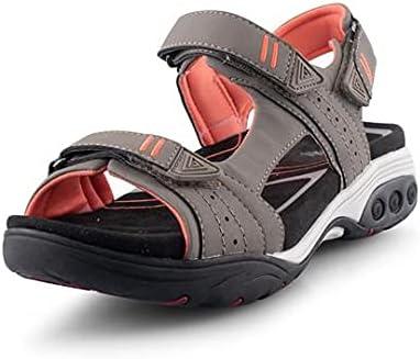 Therafit Kendall Women's Water Resistant Sport Sandal - for Plantar Fasciitis/Foot Pain