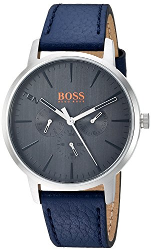 Hugo Boss Orange Unisex-Armbanduhr 1550066