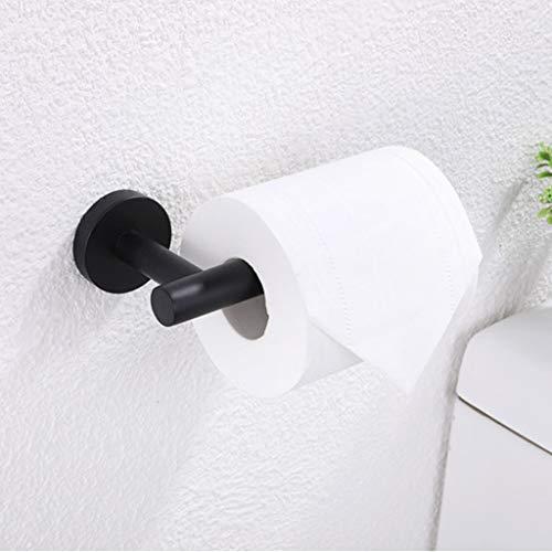 FENG - Soporte de pared para papel higiénico (acero inoxidable)