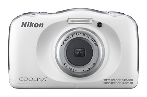 Nikon COOLPIX W100 13.2 MP Point & Shoot Digital Camera