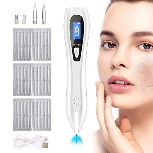Skin Tag Repair Kit Portable Beauty Equipment With Home Usage, USB...