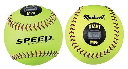 Markwort Speed Sensor Yellow Cover Softball (12-Inch) - http://coolthings.us