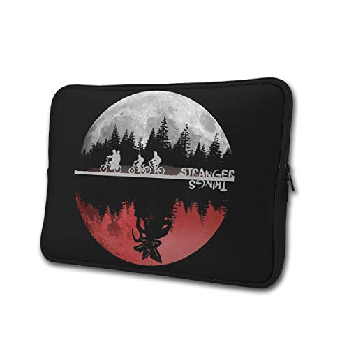 Neoprene Computer Pouch Case Stranger Things Fashion Laptop Sleeve Bag for 13-15' Inch Laptop Computer Designed to Fit Any Laptop/Notebook/Ultrabook/MacBook