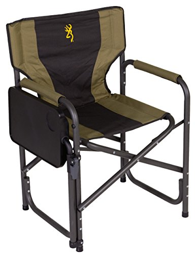 Browning Camping Rimfire Chair, Khaki/Coal (8532514)