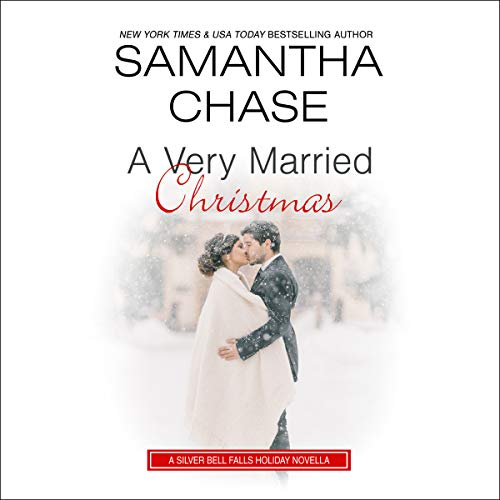 A Very Married Christmas audiobook cover art