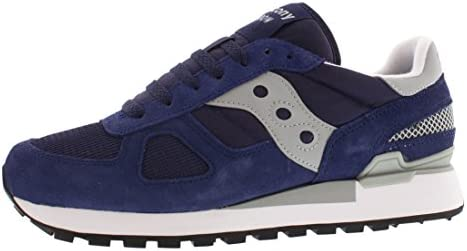 Saucony Shadow Original, Zapatillas de Running Unisex Adulto, Azul (Navy), 40.5 EU