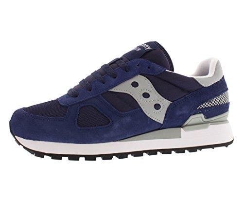 Saucony Shadow Original, Sneaker Uomo, Blu (Navy), 43 EU