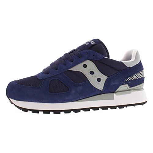 Saucony Shadow Original, Sneaker Uomo, Blu (Navy), 42 EU