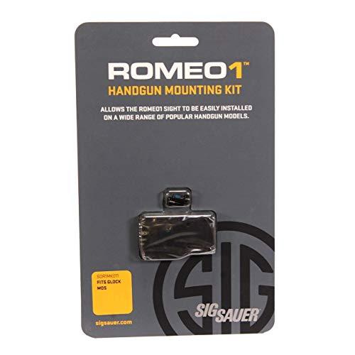 Price comparison product image Sig Sauer SOR1MK011 Romeo1 Handgun, BLACK