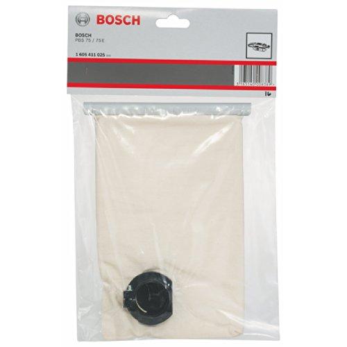 Bosch Professional 1605411025 Staubbeutel PBS+GBS 75 komplett